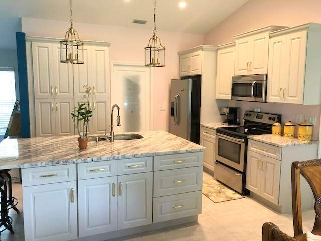 Full kitchen remodel in Palm Coast