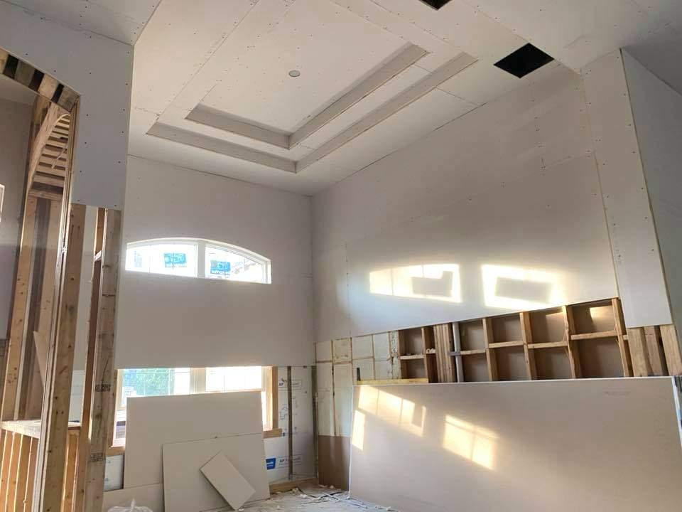 Custom new home construction